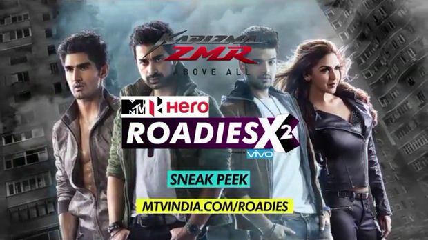 MTV Auditions Roadies X2 Auditions and Online Registration Details