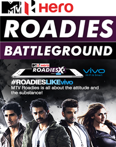 MTV Roadies Battleground 7 Auditions & Registration Details