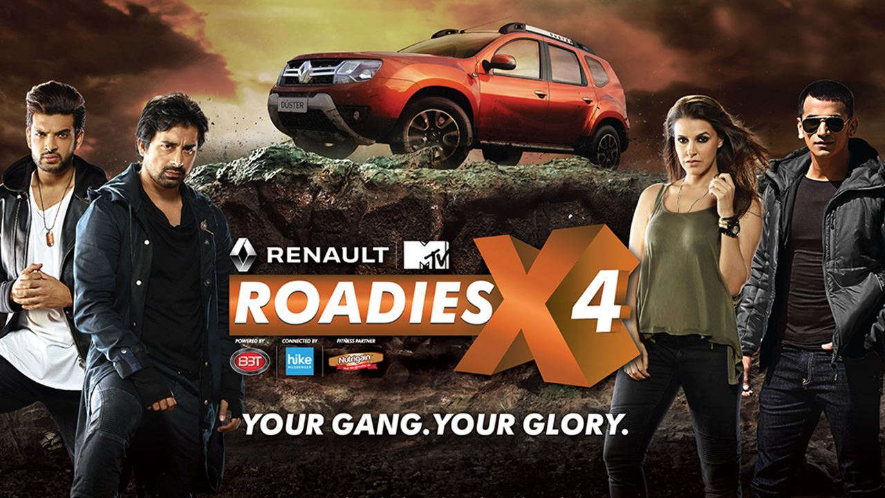 MTV-Roadies-X4-Online-Audition-Details-1 Top 5 most popular reality shows on Indian television