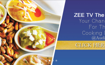 ZEE TV The Cookery Show Audition Details and Online Registration Form