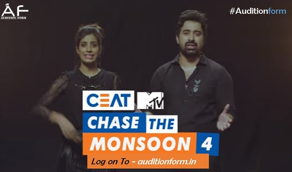 MTV CEAT Chase The Monsoon 4 Online Registration Details