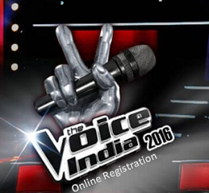 AND TV The Voice India season 2 2016 Auditions & Online Registration