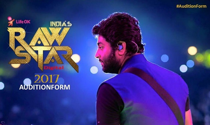 Life Ok Raw Star 2017 Digital Auditions & Online Registration Details