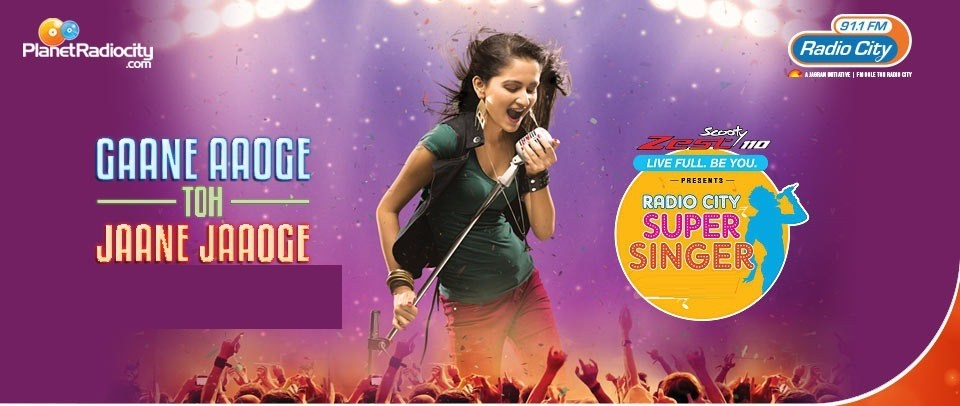 Radio City Super Singer Audition