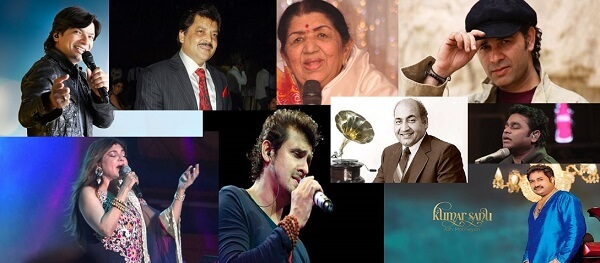 Top 10 Singer of India all time in Bollywood (Most Popular & Famous)
