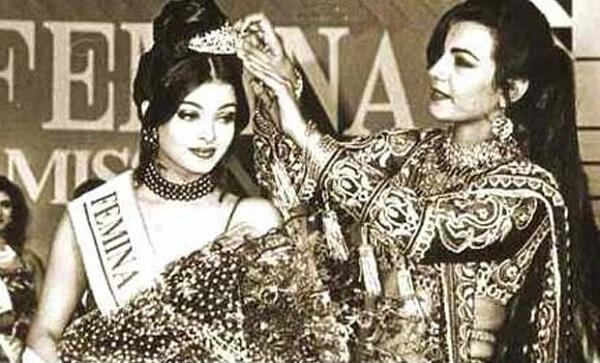 Femina Miss India Winners list from 1947