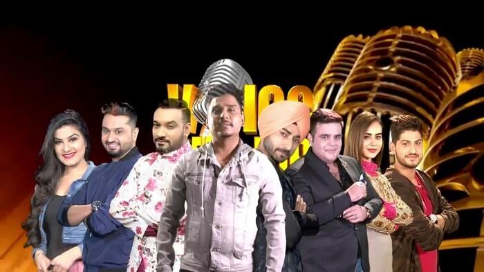 PTC Punjabi Voice of Punjab Winners