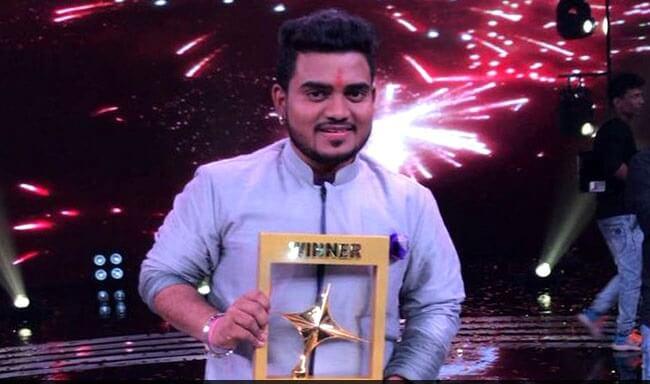 Hemant Brijwasi: Rising Star Season 2 2018 Winner Name