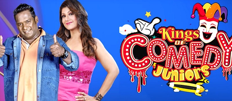 Kings Of Comedy Juniors Season 3 Auditions and Registration