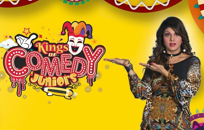 Kings Of Comedy Juniors winners