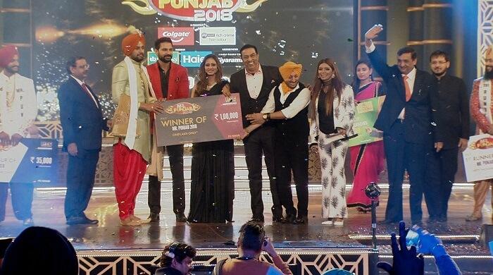 Mr. Punjab Winner and Runner-up Name list, Prize money - Mr Punjab TV