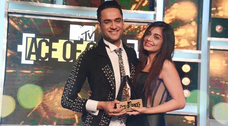 MTV ace of space winner Name: Divya Agarwal