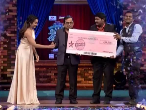 The Great Telugu Laughter Challenge Winner Name