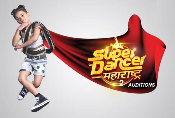 Super Dancer Maharashtra Season 2 Audition 2019 and Registration