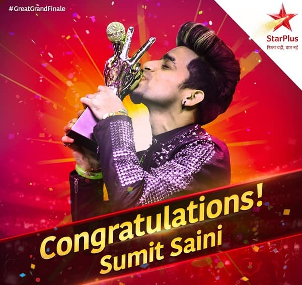 The Voice Winner Name List, Runner-up and Prize Money: Indian Version