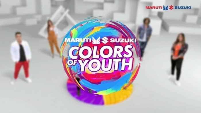 Colors of Youth Season 9 Auditions 2020 & Registration by Maruti Suzuki