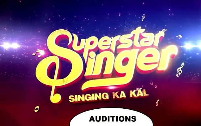 Superstar Singer Season 2 Auditions 2020 and Registration on Sony TV
