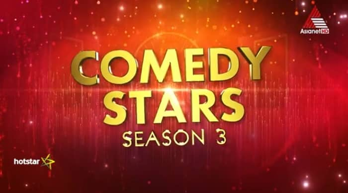 Comedy Stars Season 3 Auditions 2020 And Registration Form on Asianet