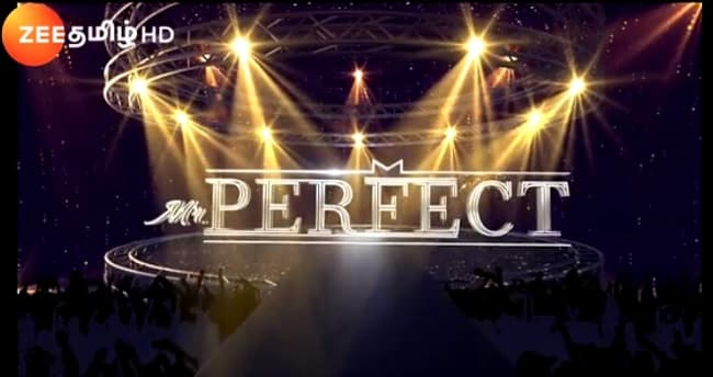 Mr. Perfect 2020 Auditions Venue and Registration Open on Zee Tamil
