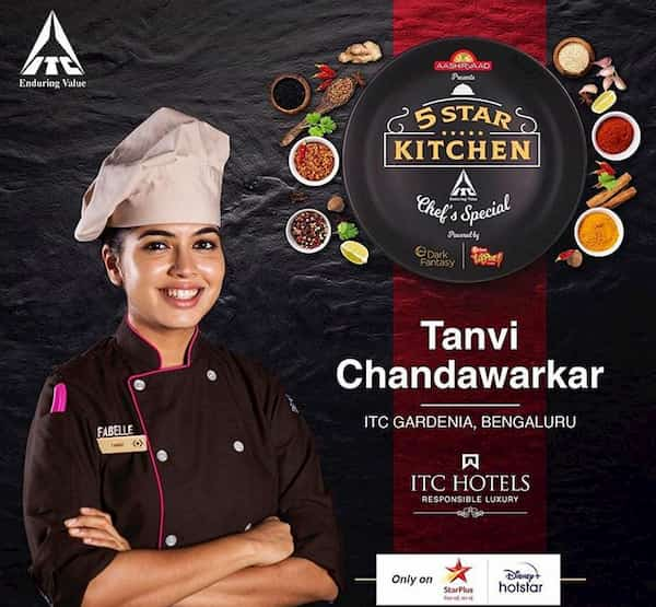 5 STAR Kitchen ITC Chef's Special Concept, Host, Schedule on Star Plus