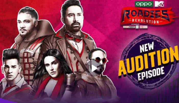 Roadies Revolution LIVE Auditions Open on Voot