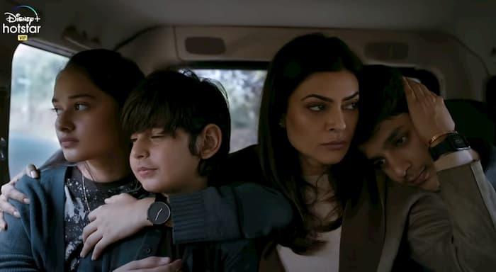 Hotstar Special Aarya Release Date, Cast, Trailer, How to watch Series?