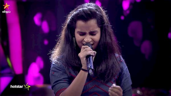 Shivangi is a super singer season 7 fame