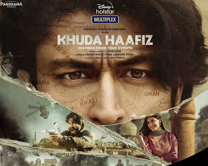 Khuda Haafiz Release Date, Cast, Story, Promo on Disney+ Hotstar 2020