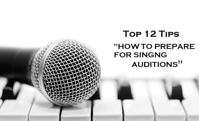 How To Prepare For Singing Auditions