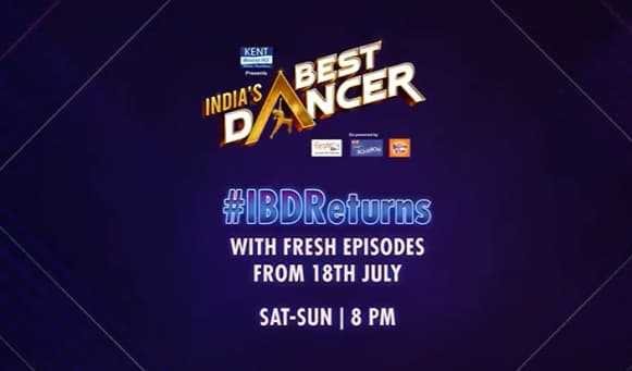India's Best Dancer 2020 Start Date with New episodes, Check time table