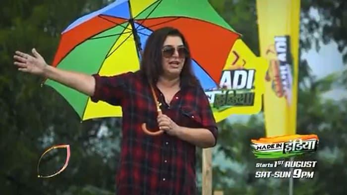 Khatron Ke Khiladi Made In India Host Name: Rohith Setty & Farah Khan