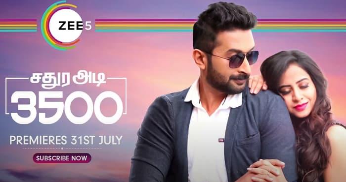 Zee5 Sathura Adi 3500 Release Date, Cast, Story, Tamil Horror Film Promo