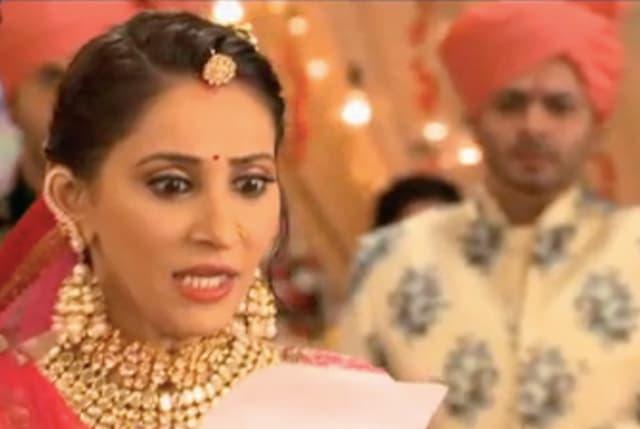 Aye Mere Humsafar Episode 20 Payal missing at her own wedding!