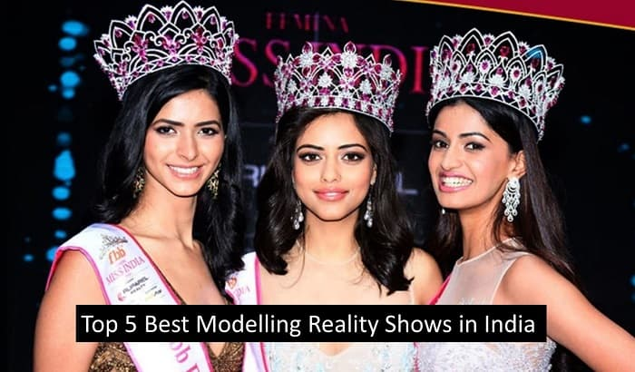 Best Modelling show in India: Top 5 Best Modelling Reality Shows in India