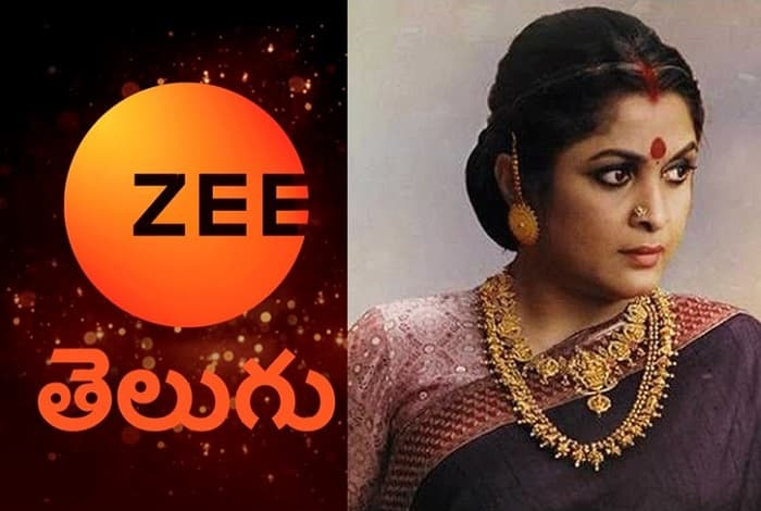 Zee Telugu Nagabhairavi Cast: Ramya Krishnan Lead role in This TV show