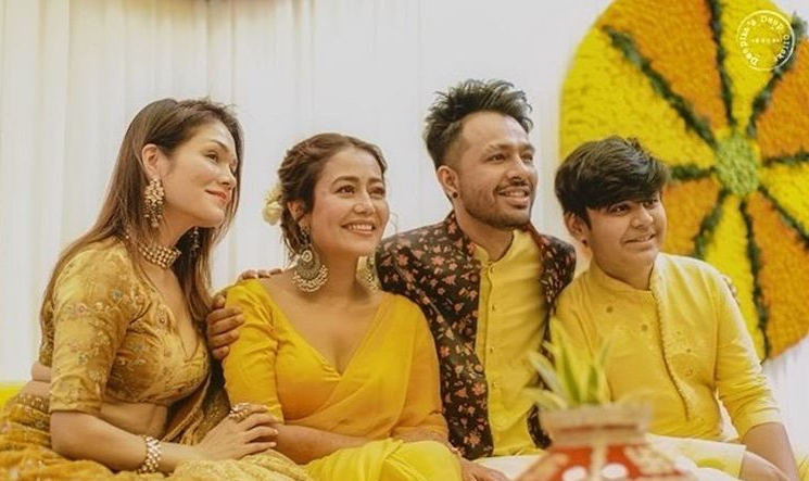 Neha Kakkar Wedding Photos, Husband Name, Wedding Date