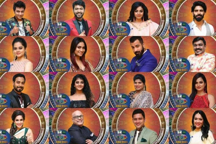 Bigg Boss Tamil Season 4 Contestants Name list, Confirmed Updated