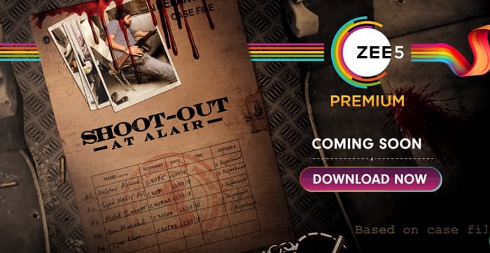 ZEE5 Shoot-out At Alair Story, Cast, Release Date, Where To Watch