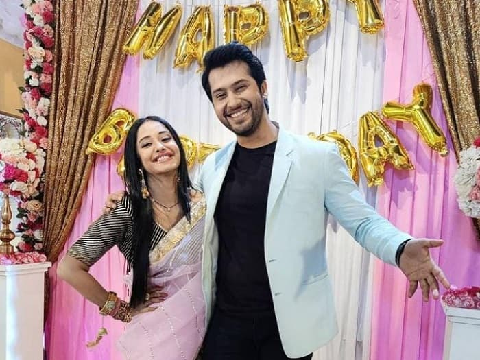 Tina Philip is one of the best actors - Namish Taneja