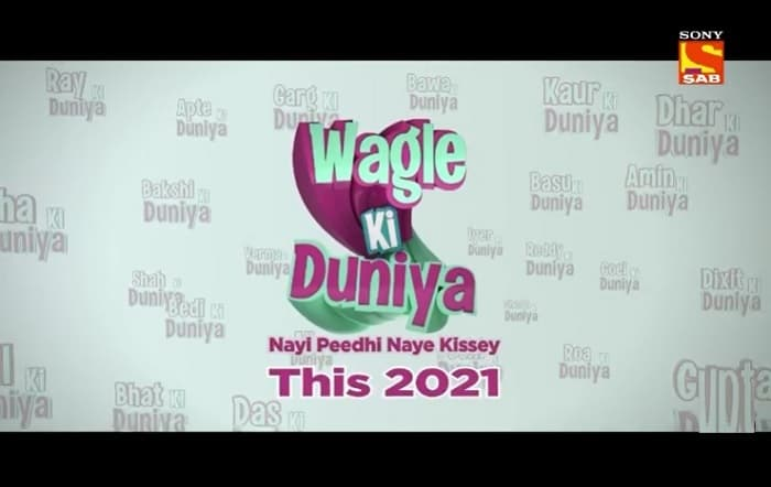 Wagle Ki Duniya Start Date, Cast, Promo, Sony SAB Time Table