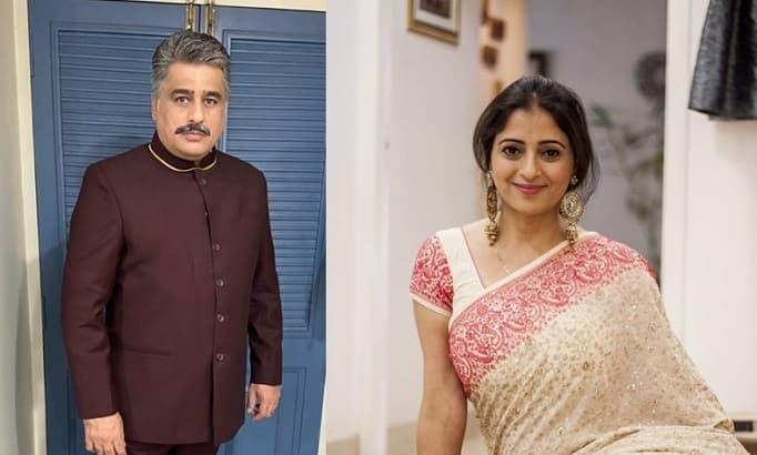 Ayub Khan and Reena Kapoor back together on screen after 4 years in 'Ranju Ki Betiyaan'