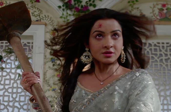 It felt like Goddess Durga took over me: Chhavi Pandey
