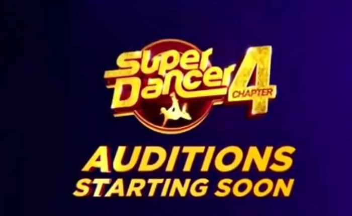 Super Dancer Chapter 4 2021: How to Registration? and Give Auditions