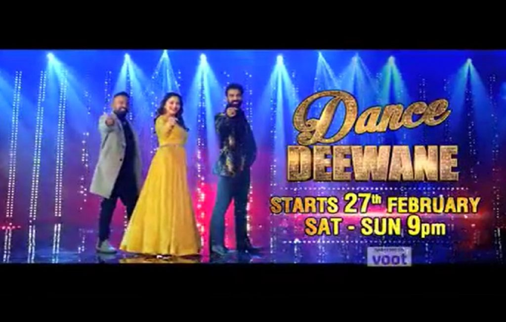 Dance Dewaane 3 Starting from 27th February 2021, Check Timing