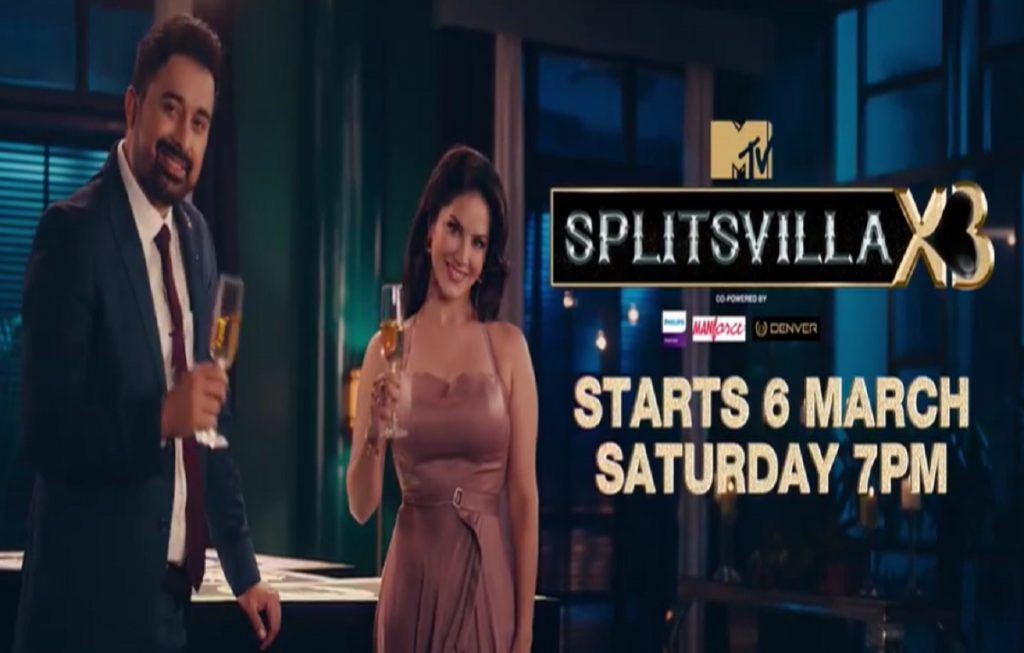 MTV Splitsvilla X3 Starting on 6th March, Check Contestants Name List