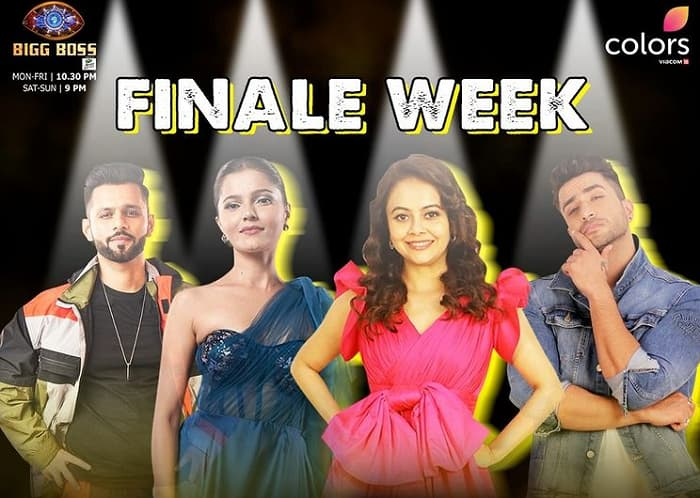 Bigg Boss 14 Winner Name, Finalist Contestants, Prizes, Finale Date