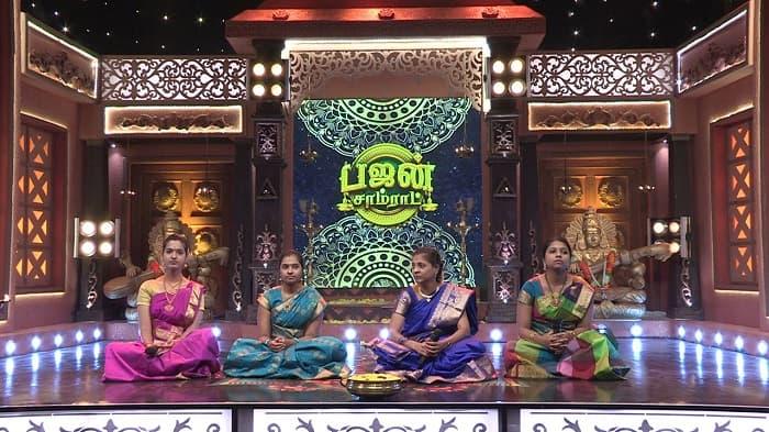 Colors Tamil's Bhajan Samraat set to ring in a week of divine renderings