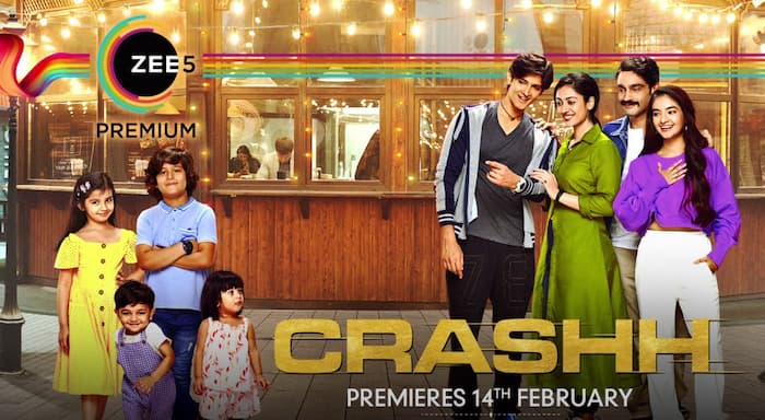 Crashh Zee5 Cast, Release Date, Promo, Story, WHere to watch Online?