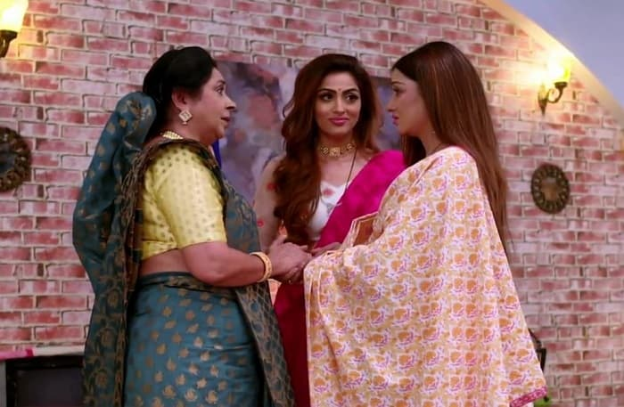 Dadi, Shikhar and Vandana plan to get Harsh and Janki back together in Prem Bandhan