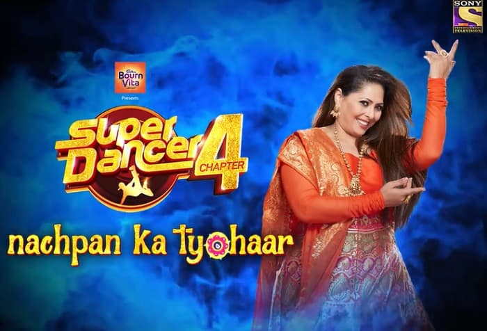 Super Dancer Chapter Chaar Starting from 27th of March, Check Details
